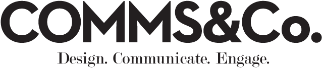 Comms&Co. Logo